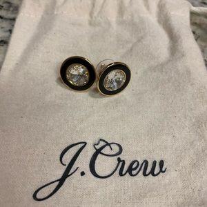 J Crew stud earrings